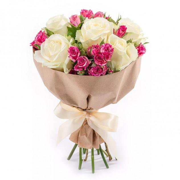 Букет из роз № 9